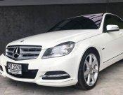 Benz C180 CGI Saloon ปี 2012