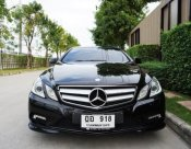 Benz E-250 Coupe AMG Package ปี 2012