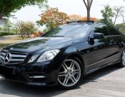MERCEDES BENZ E250 AMG COUPE Full Option ปี2012