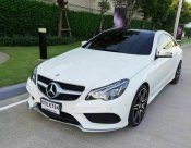 Benz E200 Coupe AMG Sport Plus ปี2013