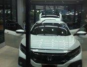 2017 Honda CIVIC Turbo hatchback