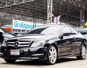 BENZ C-CLASS, C180 COUPE ปี 2012