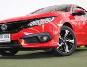 2018 Honda CIVIC Turbo sedan