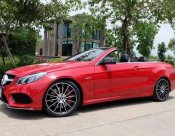 Mercedes-Benz E250 2.0 AMG Dynamic Cabriolet AT  2015