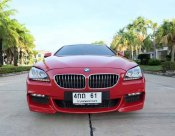 2015 BMW 640d Gran Coupe coupe
