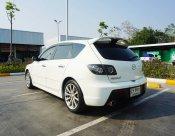 รถบ้านแท้ ตัวท๊อปสุด Mazda 3 2.0 R Sport รถสวย ทะเบียนสวย ไม่เคยติดแก๊ส ดูแลเป็นอย่างดี