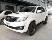 TOYOTA FORTUNER 3.0V 4WD / AT / ปี 2013