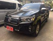 ขายรถ TOYOTA REVO C CAB 2.4E PLUS AUTO ปี 2018 สีดำ