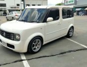 Nissan Cube 1.4 Z11 4wd ปี 2011