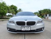 2015 BMW 525d Luxury sedan