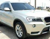 ขาย BMW X3 2.0 idrive ดีเซล ปี 2012