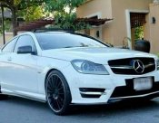 Benz C180 Coupe AMG Package W204 ปี2012