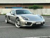 Porsche Cayman 981 ปี 2013