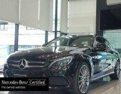 Benz C350e AMG Dynamic ปี 2018