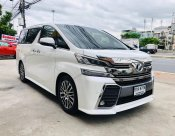 Toyota VELLFIRE Z G EDITION 2016 รถตู้/MPV