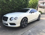 Bentley Continetal GT 4.0 รุ่นไฟกระสุน ปลายปี 2013