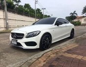 Mercedes-Benz C43 AMG 2018 coupe DYnamic