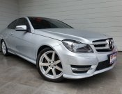 2014 Mercedes-Benz C180 AMG 1.6 W204 (ปี 08-14) Coupe AT