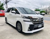Toyota VELLFIRE ZA G EDITION 2016