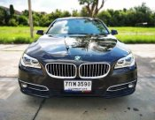 2015 Bmw 525d Luxury Lci F10 Twinturbo สีดำ