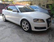 Audi A3 Convertible 2.0T ปี2009 airbag abs AT