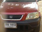 2001 Honda CR-V EXi sedan