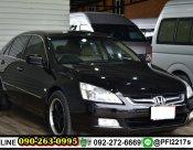 ราคา 269,000 บาท  Honda Accord 2.4 EL i-VTEC Sedan AT 2007