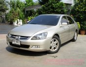 ขายรถ สภาพนางฟ้า 2006 Honda Accord 2.4 (ปี 03-07) EL i-VTEC Sedan AT
