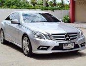 2011 Mercedes-Benz E250 CGI  MODEL ปี 2011