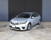 2014 TOYOTA ALTIS โฉมปี (14-16) 1.6 [E] CNG AT 3กญ308