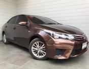 2015 Toyota Corolla Altis 1.8 ALTIS (ปี 14-18) E Sedan AT