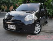 2011 Nissan March 1.2 (ปี 10-16) E Hatchback AT