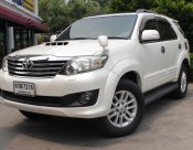 ขายรถSUV ราคาคนไทย 2012 Toyota Fortuner 3.0 (ปี 12-15) V SUV AT