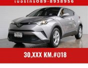 TOYOTA​ C-HR 1.8​ AT​ ENTRY 2018 SUV