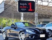 Mercedes-Benz SLK200 Kompressor Edition 10 2011 รถเก๋ง 2 ประตู