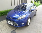 Ford Fiesta Sport 2012 รถเก๋ง 4 ประตู
