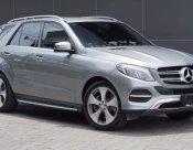 Mercedes benz GLE500 3.0 w166 e 4matic suv at ปี 2018