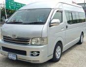 ขาย toyota commuter 2.5 GL ปี 2007 แต่ง VIP มาใหม่