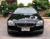 BMW Series5 520D F10 2012 สีดำ