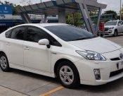 Toyota Prius ปี 11 รถสวยพร้อมใช้ เปลี่ยนแบตแล้ว ประหยัดสุดๆ ฟรีดาวน์
