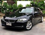 ขาย BMW Series5 520D F10 2012 สีดำ ไมล์ 6 หมื่นโล
