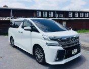 ขาย Toyota Vellfire 2.5 ZG FullOption ปี16 รถมือเดียว รถสมบูรณ์สุดๆ พร้อมใช้งาน
