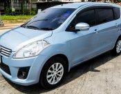SUZUKI ERTIGA 2013 (โฉม13-16) GX Wagon 1.4 A/T สีฟ้า