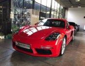 Porsche 718 Cayman Year 2019
