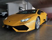 Lamborghini Huracan Year 2015