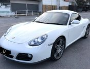 PORSCHE CAYMAN YEAR 2011