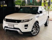 Rang Rover Evoque 2.2 ดีเซล Dynamic Year 2014