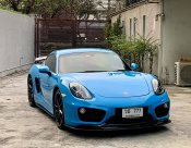 Porsche Cayman 981 Year 2016