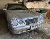 2003 Mercedes-Benz E220 CDI Classic sedan ดีเซล w210