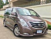 รถสวยขายถูก 2015 HYUNDAI H-1 2.5 ELITE เกียร์AT วิ่งน้อย รถมือเดียว เช็คระยะศูนย์ตลอด
